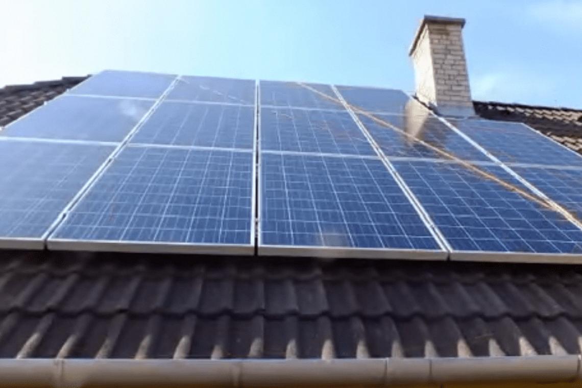 Solar Installation In Rancho Cucamonga Included 14 Solar Panels Of Solar World 340 S Solar Edge Inverters And Optimizers In 2020 Solar Panels Solar Solar Installation