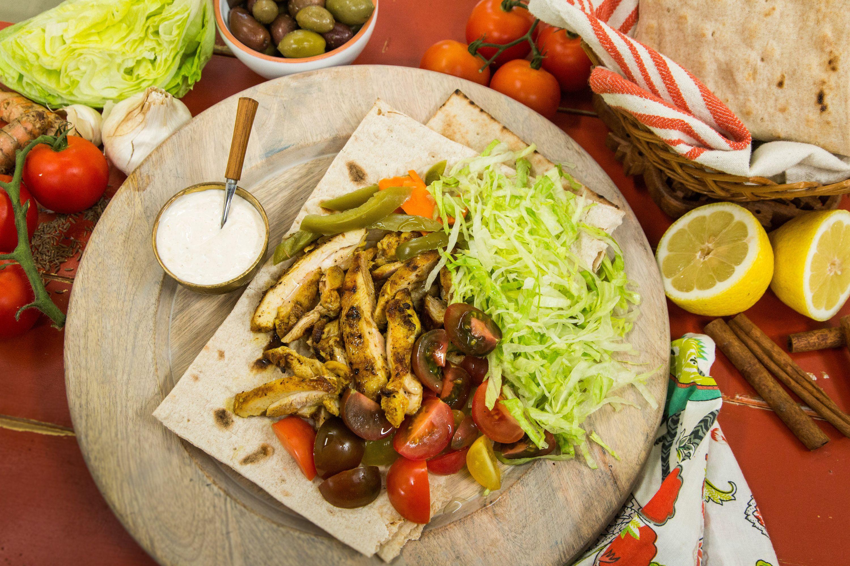 Chicken shawarma recipe mediterranean meals hallmark channel chicken shawarma shawarma recipehallmark channelhealthy delicious recipesnatural foodsfamily forumfinder Gallery