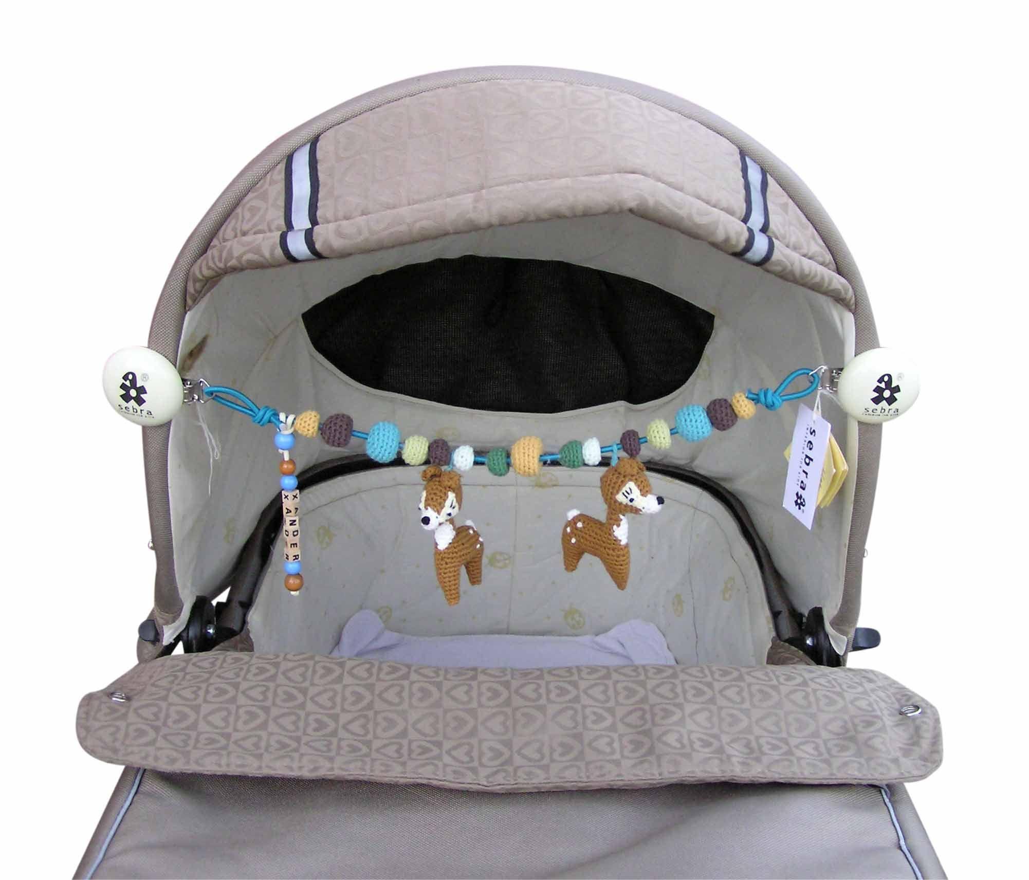 sebra barnevognskæde - Google-søgning