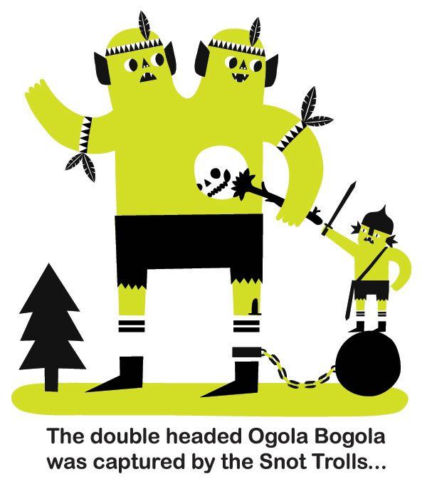 Double Headed Oogla Boogla