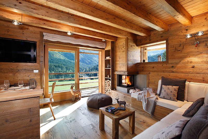 Arredamento Casa Di Montagna : Arredamont arredamento e interior design nelle case di montagna