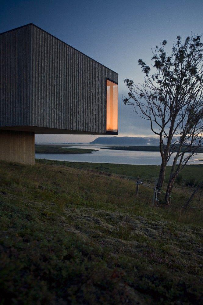 Árborg House / PK Arkitektar