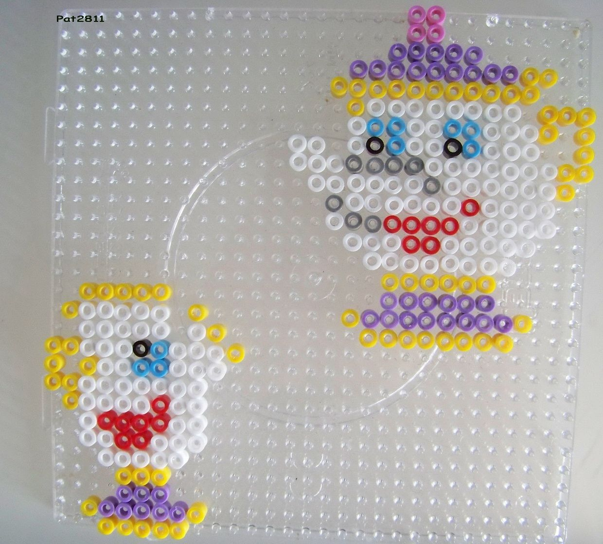 Perles A Repasser Disney Hama Projects Perler Bead Art Hama