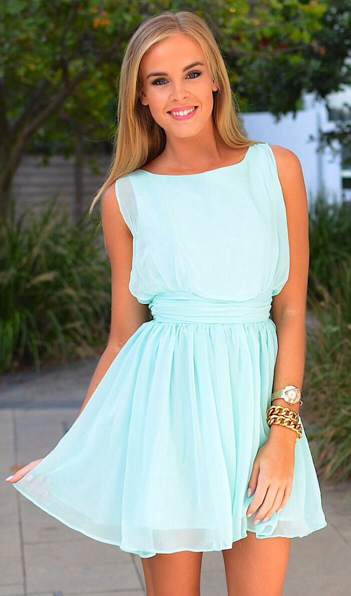 Mint dress look good semi dresses pinterest mint dress