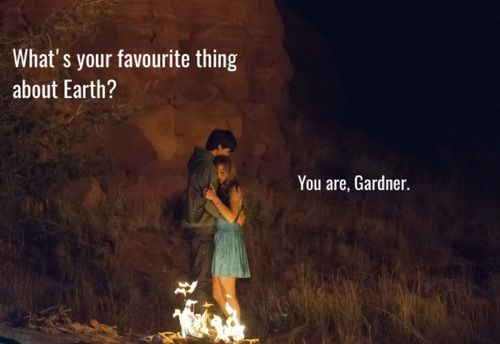 The Space Between Us Movie Quotes Pinterest O Espaço Entre