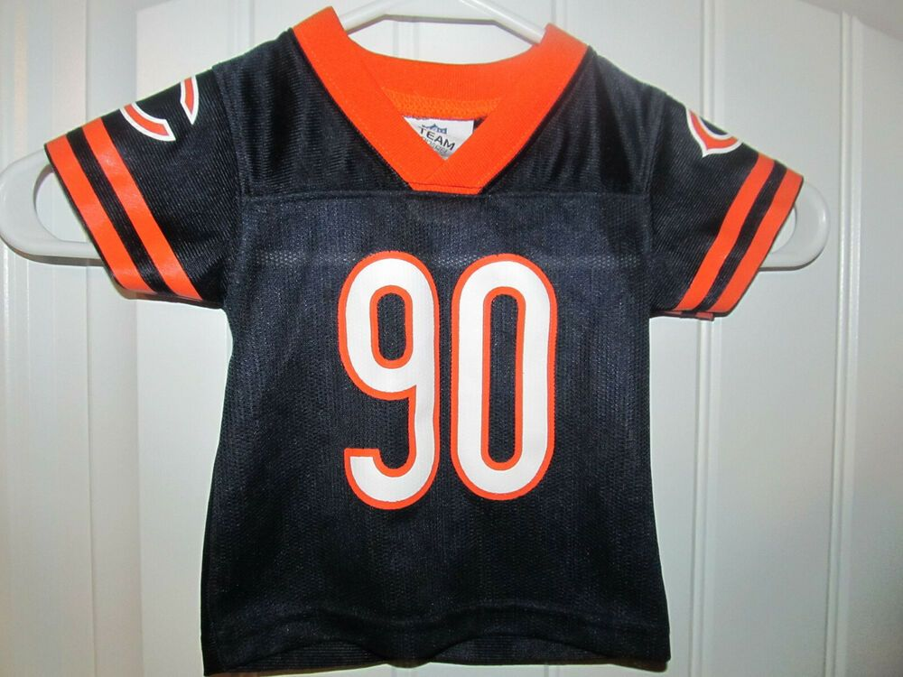 promo code 51868 3028d Julius Peppers - Chicago Bears jersey - NFL Infant 3 Months ...