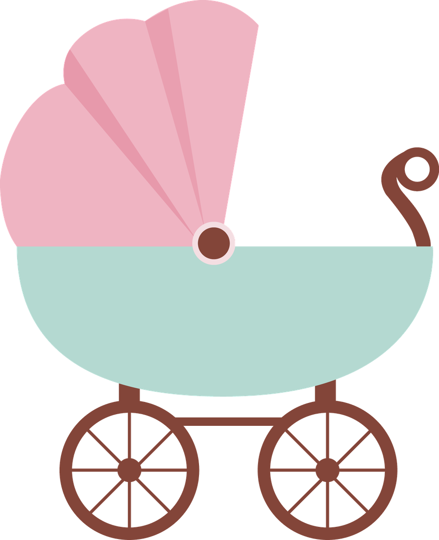baby carriage clip art baby shower ideas pinterest baby rh pinterest com baby buggy clipart free Baby Bottle Clip Art
