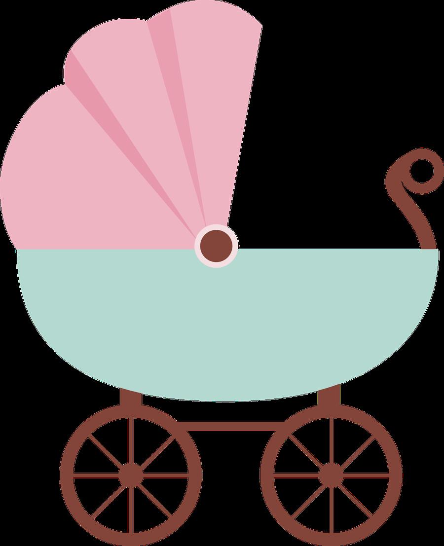 beb menino e menina 3 minus clip art baby pinterest baby rh pinterest com au pink baby carriage clipart baby carriage clipart free
