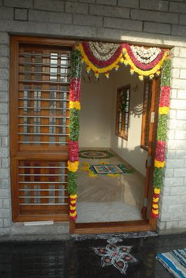 House Warming Griha Pravesham South Indian Style