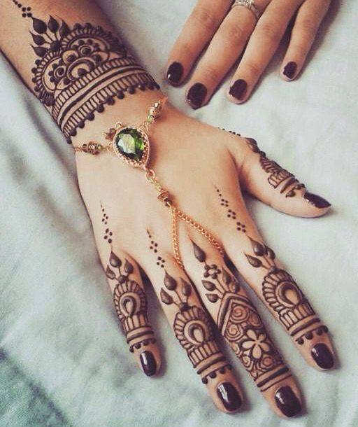 Henna tattoo designs on hands hand simple mehndi also best awesome design images in art rh pinterest
