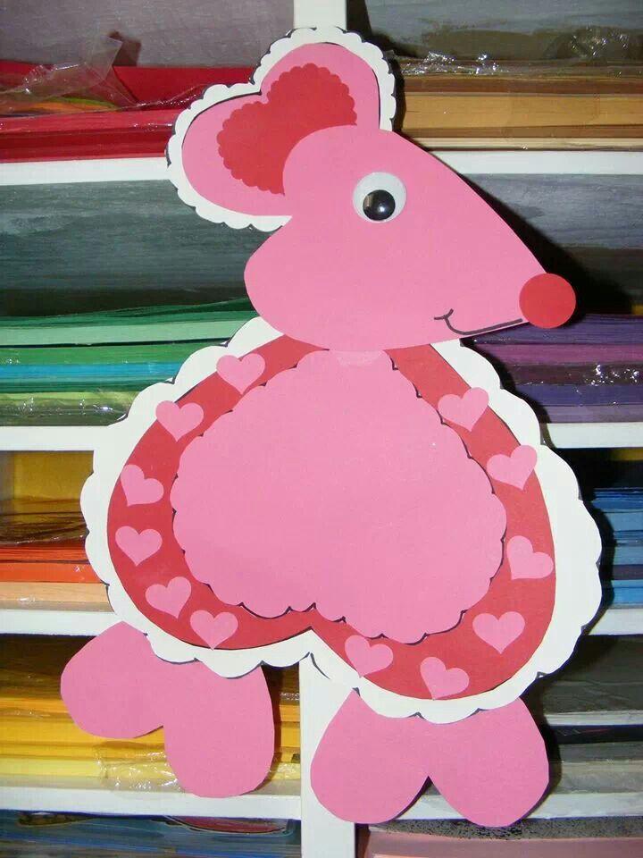 Valentine Craft Preschool Pinterest