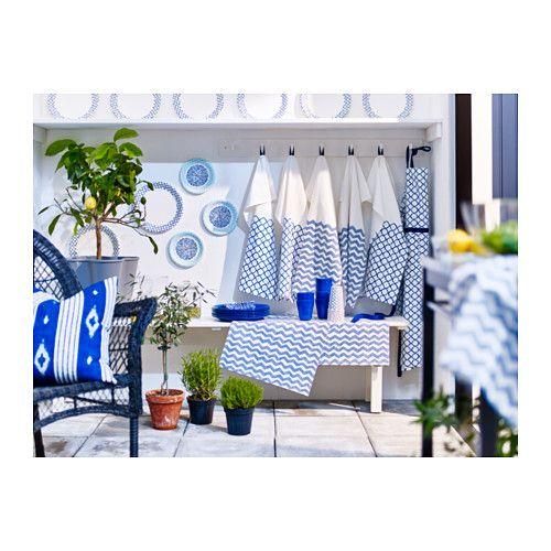 sommar 2016 chemin de table ikea d co pinterest d co. Black Bedroom Furniture Sets. Home Design Ideas