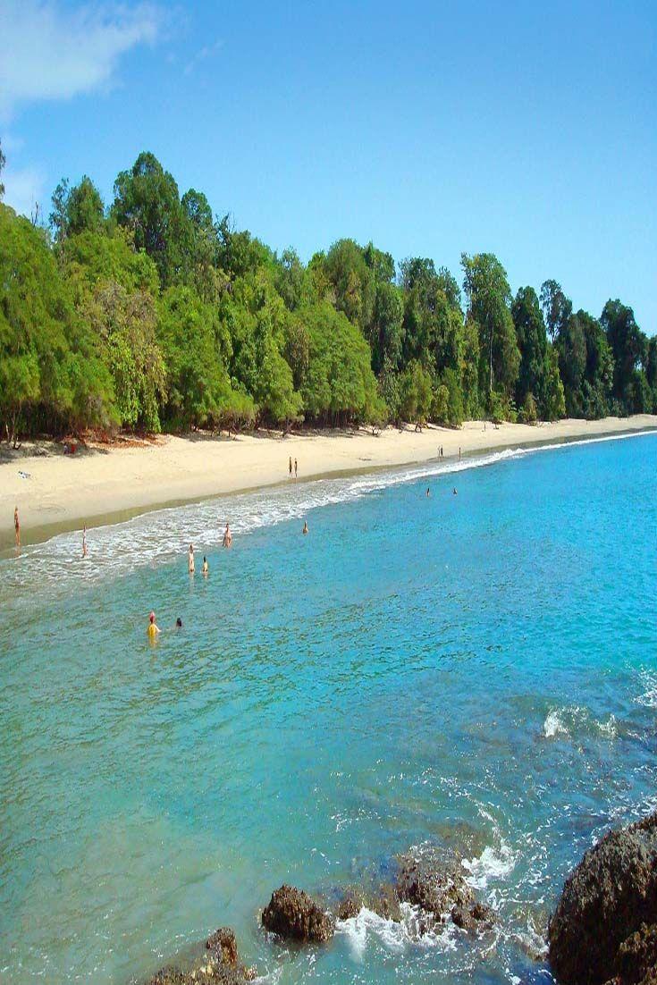 Playa Manuel Antonio Costa Rica With