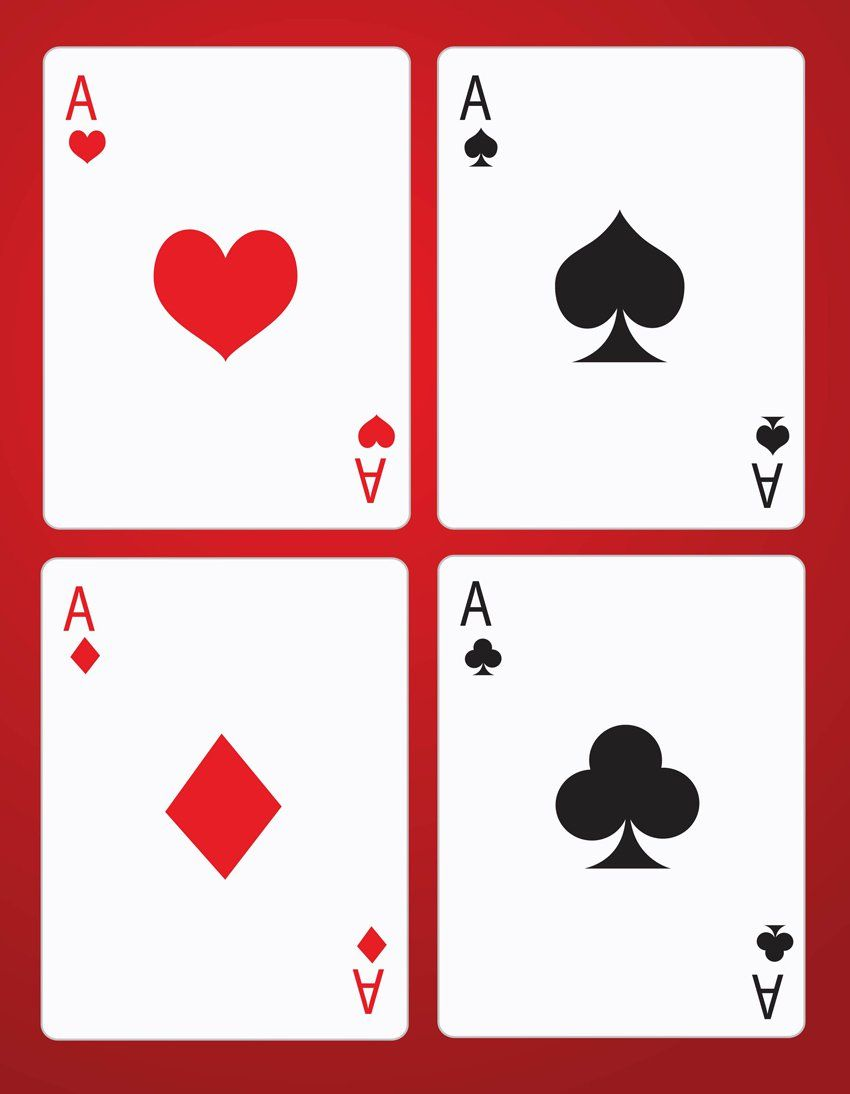 Poker Cards Vector Free Download Free Vector Download Free Jugando A Las Cartas Baraja De Cartas Póker