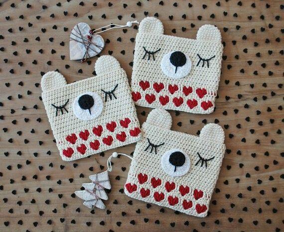 Pin de Monica Herrera en almohadones animales crochet | Pinterest ...