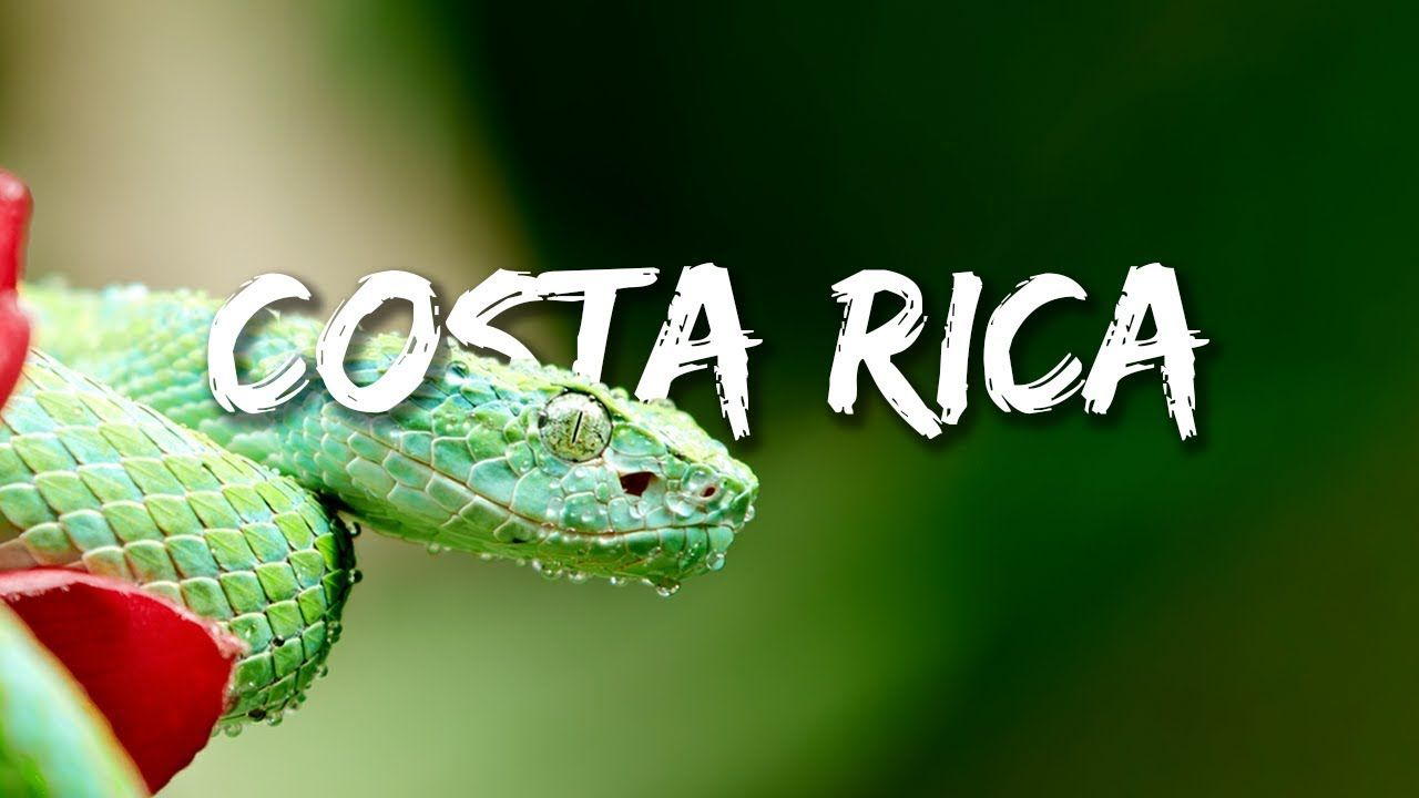 Costa Rica In 4k 60fps Hdr Ultra Hd Travel Friends Project