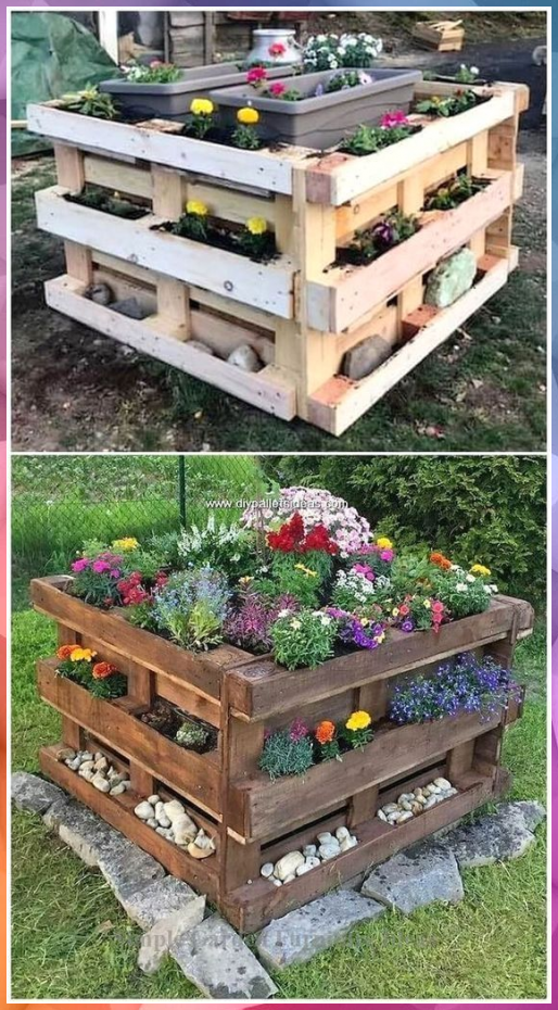 a88796333c152b01362b4ceeed94ef3a - Better Homes And Gardens Pallet Planter Box