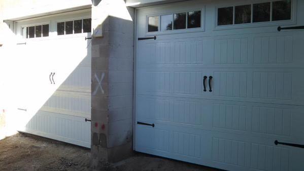 An Insulated Thermacore Garage Door By Overhead Door Company Of