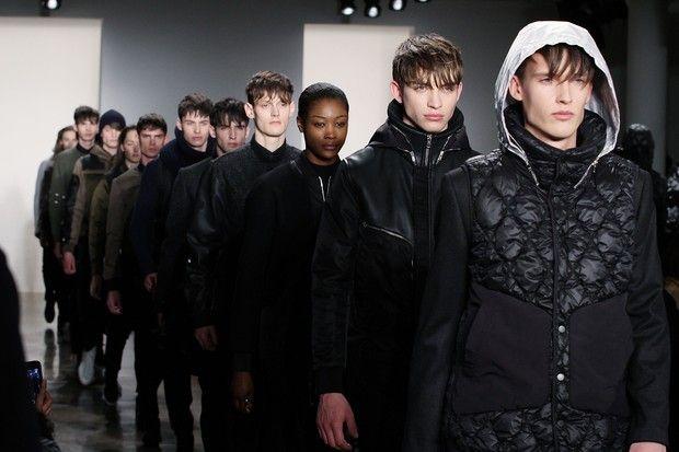 Semana de Moda de Nova York: um olhar masculino