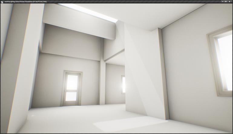 SIMULATING AREA LIGHTS IN UE4 | Unreal Engine | Lighting, Basic