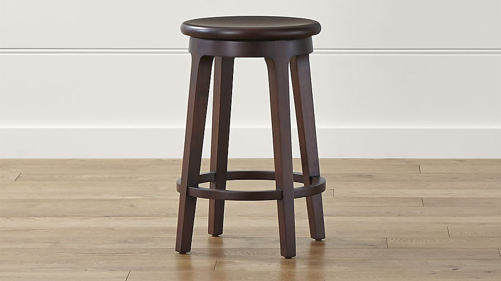 Nora Swivel Backless Counter Stool Counter Stools Backless Backless Bar Stools Stool