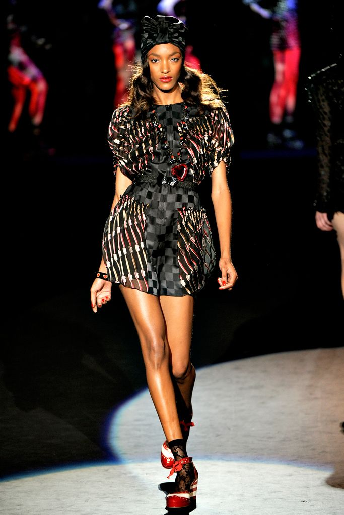 Anna Sui Spring 2012 Ready-to-Wear Collection Slideshow on Style.com