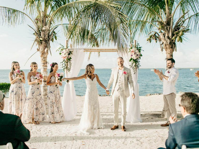 All Inclusive Wedding Packages Florida Romantic Beach Wedding Packages Romantic Beach Wedding Beach Wedding Coral Florida Wedding Venues
