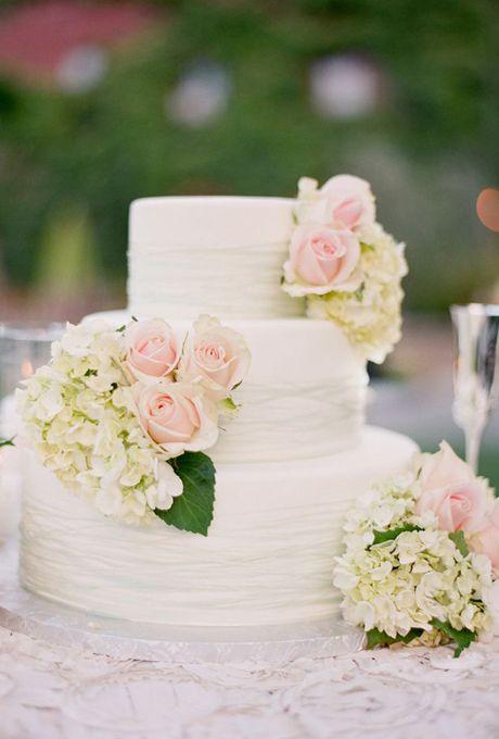 Cake Simple Wedding