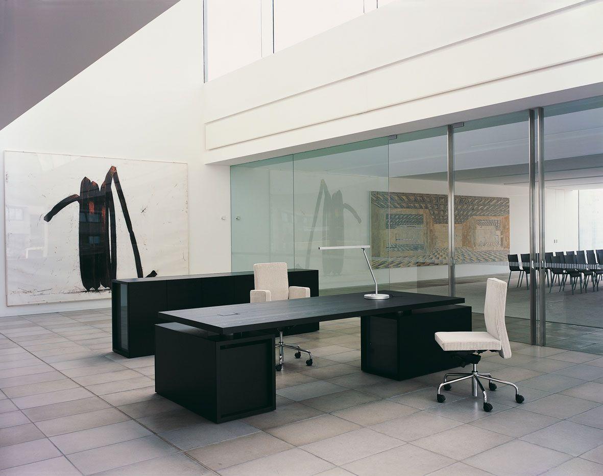 NORMAL Desk ( by Jean Nouvel for Bulo ) Scrivania