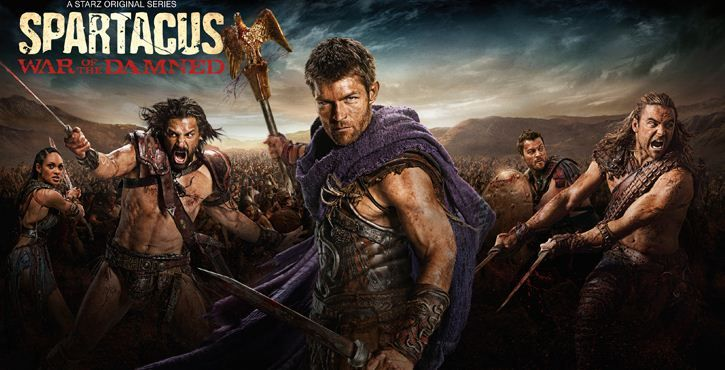 download spartacus season 3