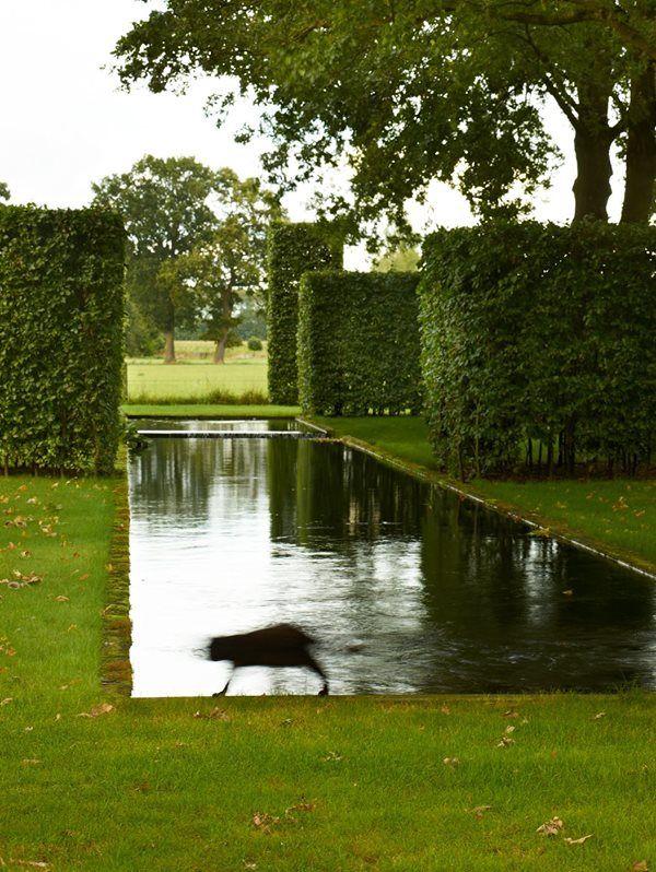 . Dutch Garden By Ronald Van Der Hilst