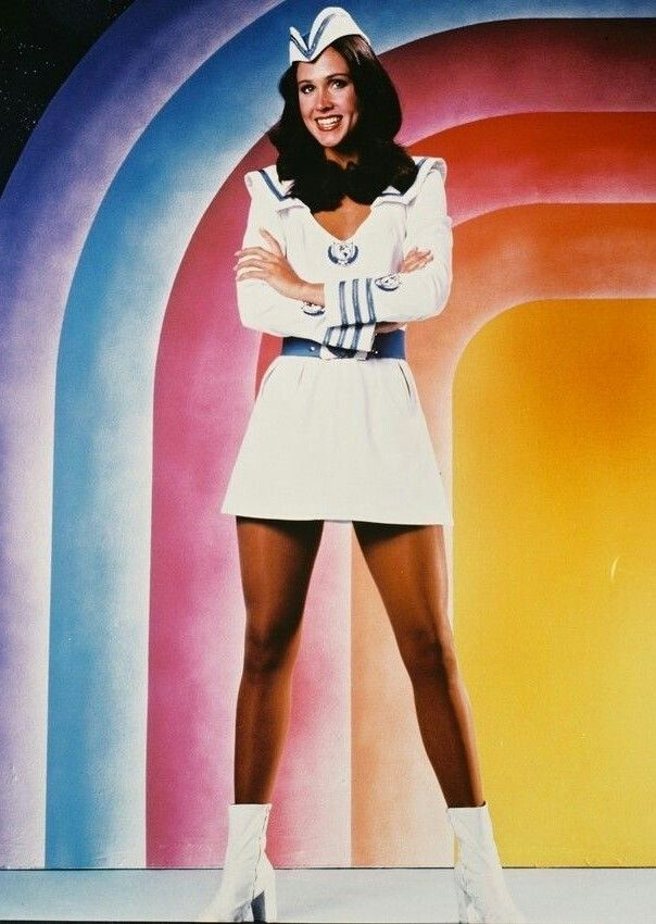 [Buck Rogers in the 25th Century] Erin Gray : geekboners