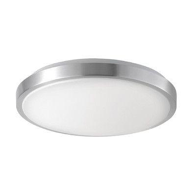 Leuchten direkt simscha led flush ceiling light wayfair uk