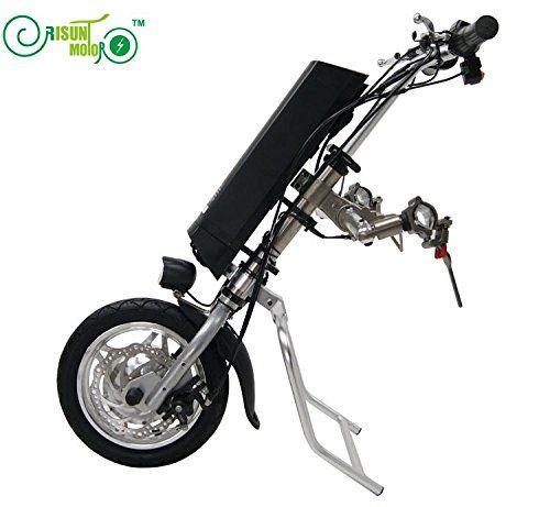 36v 250w Electric Handcycle Wheelchair Attachment Handbi
