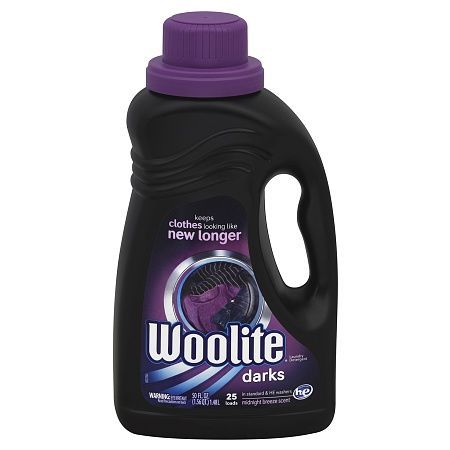 Woolite Darks Liquid Laundry Detergent 25 Loads Liquid Laundry