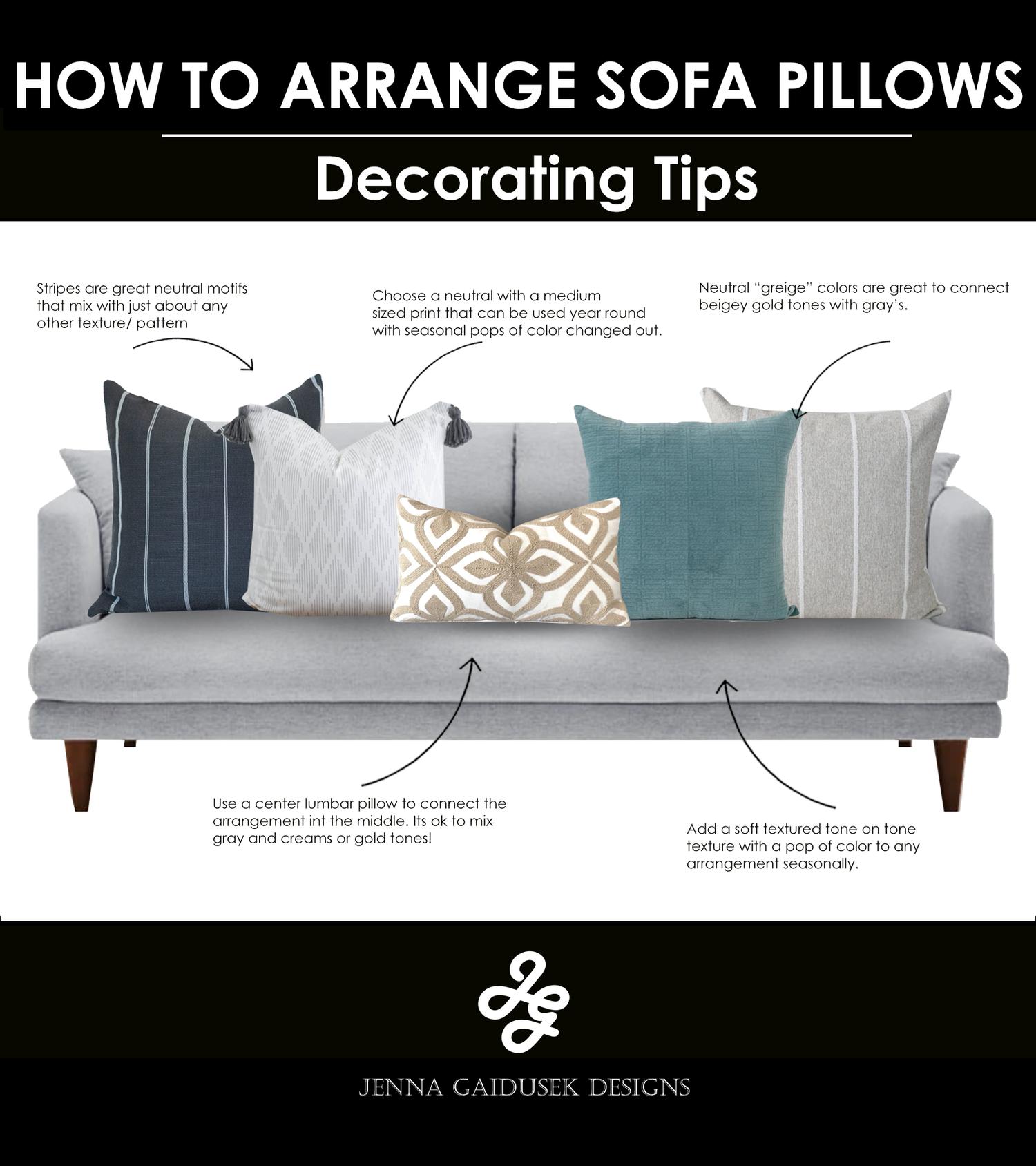 Pillow Design Service | Pillows in 2019 | Sofa pillows ...