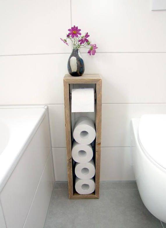AuBergewohnlich Toilettenpapierhalter Toilettenpapierständer Klopapierhalter