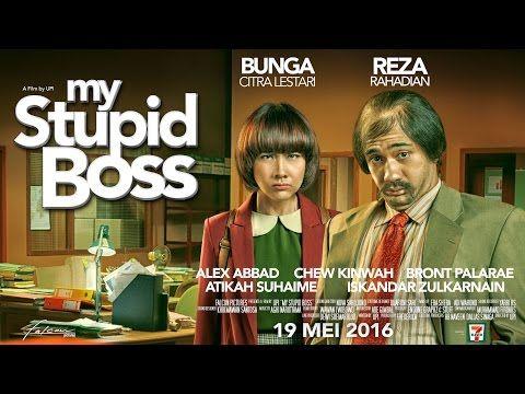 Official Teaser My Stupid Boss Coming Soon Film Komedi Komedi Film