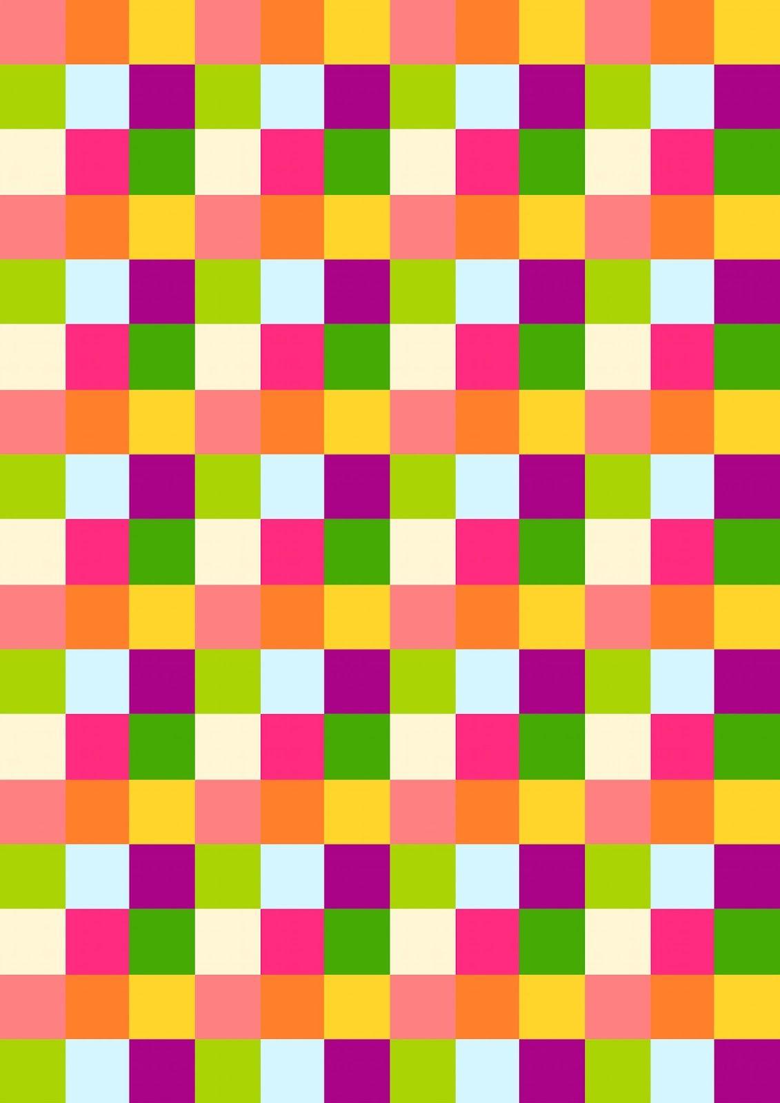 Free Digital Checkered Scrapbooking Paper Ausdruckbares