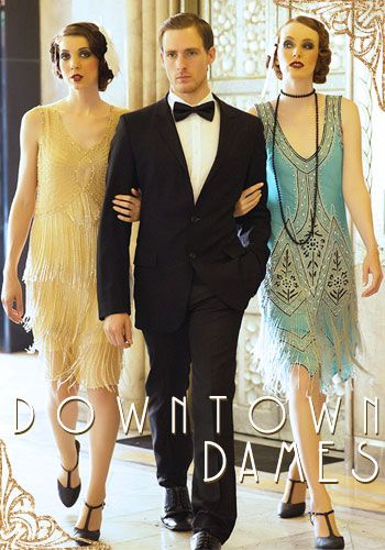 91e2c83aa5db The flapper dress side of Downton Abbey. Will we see them this season   Vintage