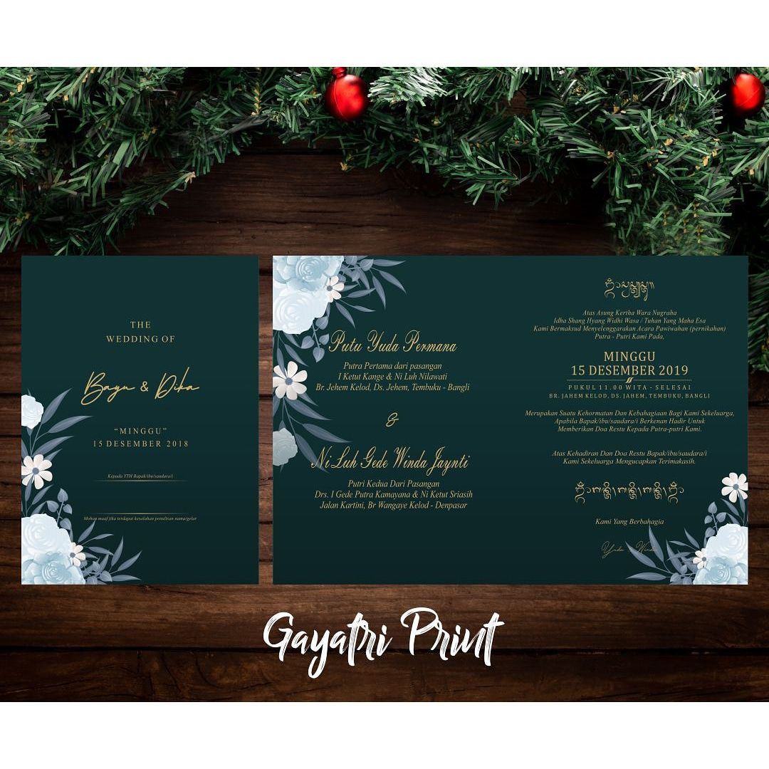Undangan Murah Start Dari Rp 1500 Pcs Dapatkan Bonus Undangan Digital Untuk Pemesanan Diatas 500 Pcs Untuk In Wedding Gifts Chalkboard Quote Art Art Quotes