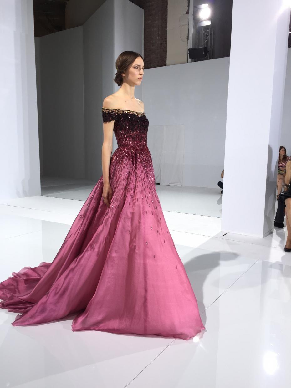 Préférence Robe haute couture - madame tata pique SC63