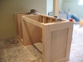 Home-Dzine - Build an indoor bar | Beer | Pinterest | Indoor bar ...