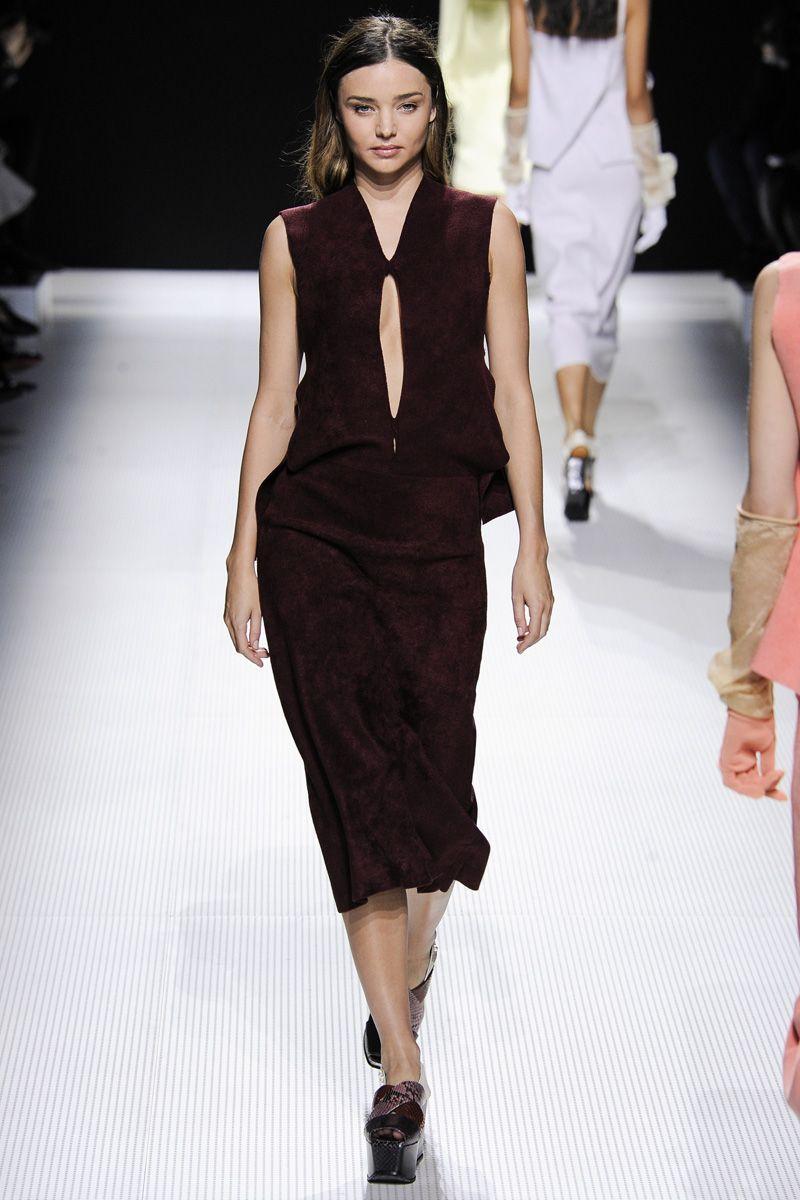 Sonia Rykiel Fall 2014 RTW - Runway Photos - Fashion Week - Runway, Fashion Shows and Collections - Vogue