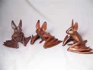 ooak bats by AmandaKathryn on deviantART