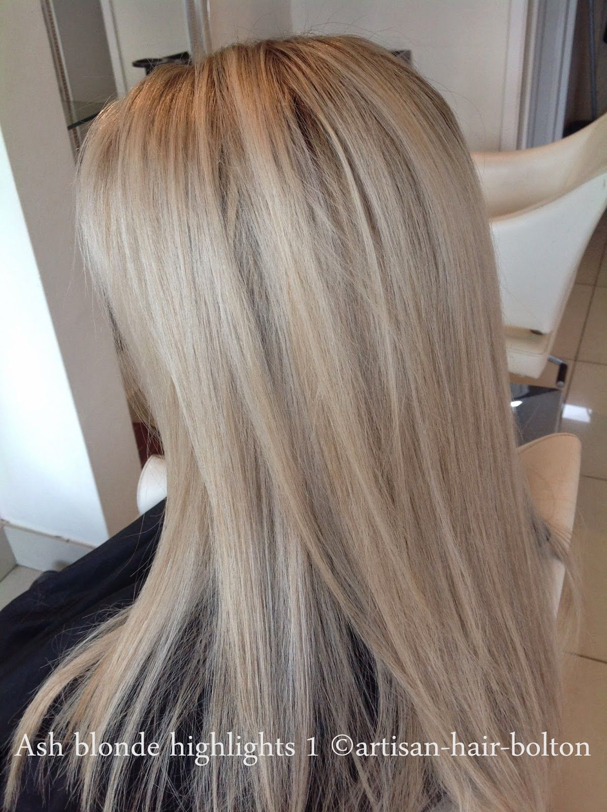 Colour Ash Blonde Highlights Ash Blonde Highlights Blonde