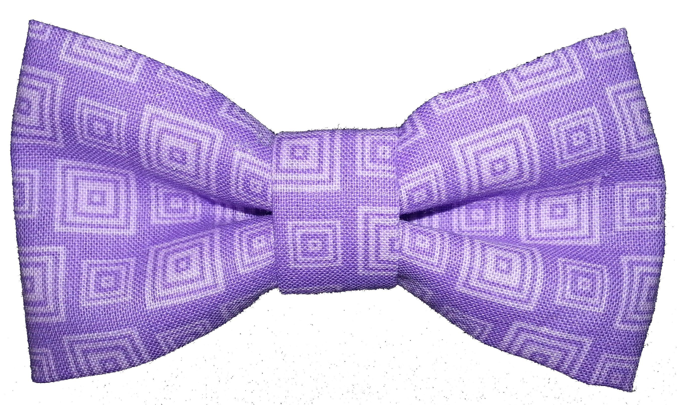 Singe Purple square pattern dog bowtie #dogbowtique #dog #bowtie #bow #dogbow #dogboutique #tie www.dogbowtique.com www.shop.dowbowtique.com www.facebook.com/dogbowtique