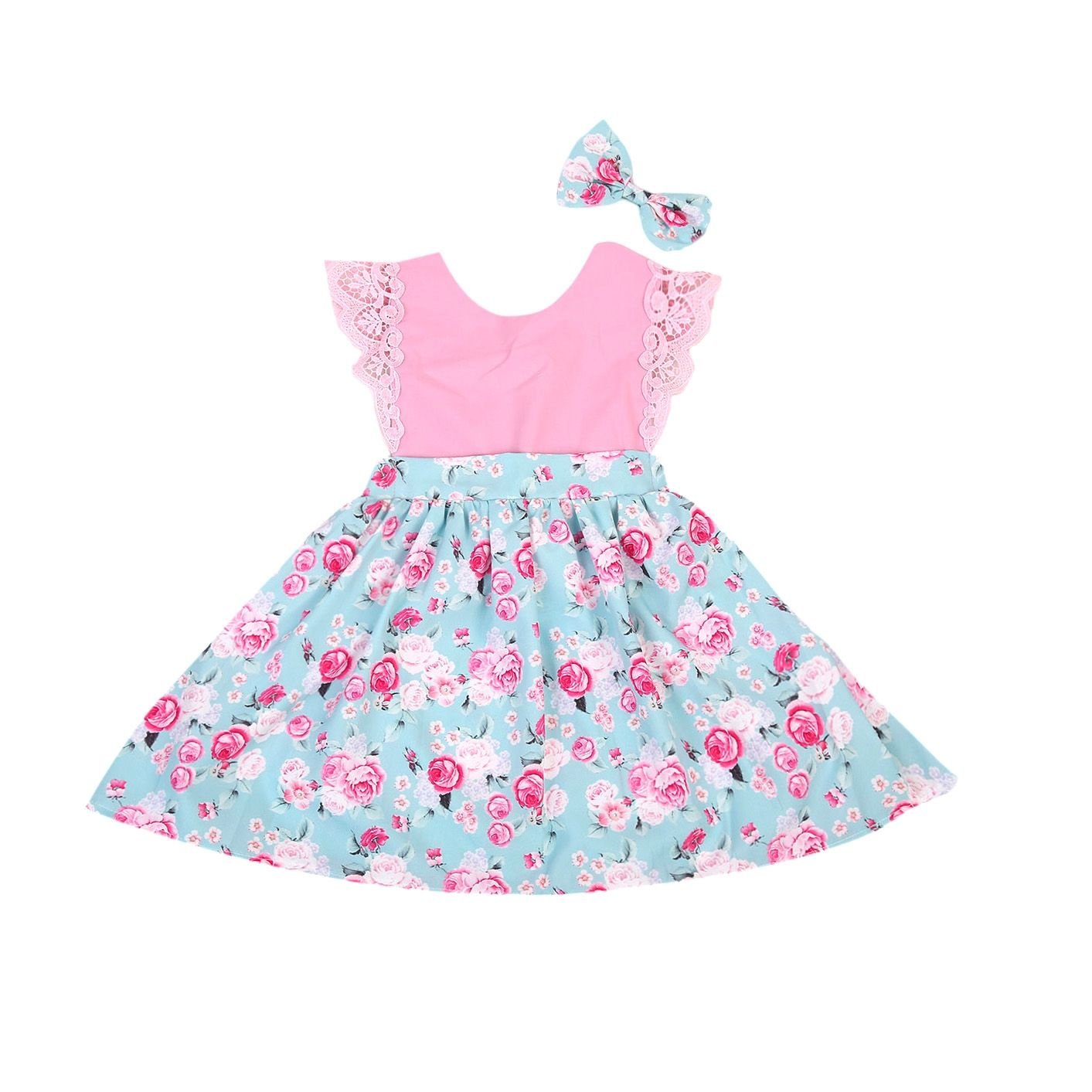 f88566fc9 2017 pudcoco Newest Arrivals Hot Infant Toddler Family Baby Girls ...
