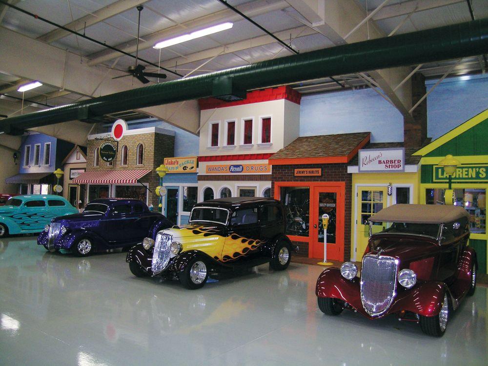 My kind of garage classic car garage car dream car garage