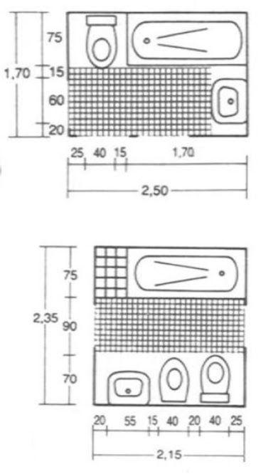 Medidas Minimas Para Un Baño Buscar Con Google Diagram Math 90 S